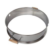 22,5-дюймовое кольцо из нержавеющей стали для барбекю