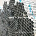 Tube gi 40mm, tuyau sch40 gi à prix compétitif