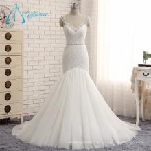 Design especial personalizado vestido de noiva sereia