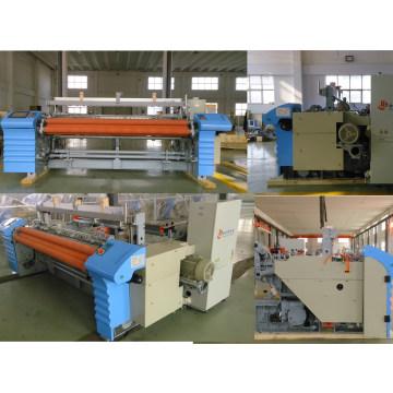 Tejido Electrónico de Algodón Textil Máquina de Aire Jet Power Loom
