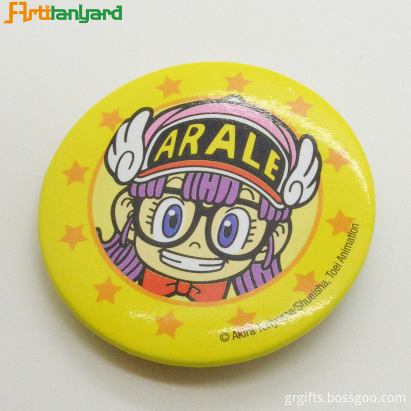 Al Button Badge 13023