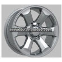 18 inch silver beautiful sport car alloy wheels