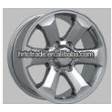 18-дюймовые серебристые спортивные литые диски