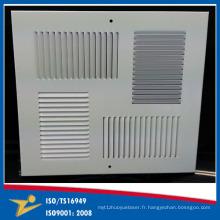 Le kit de grillage de tôle de zinc avec des ressorts s'adapte à toutes les unités fabriquées en Chine