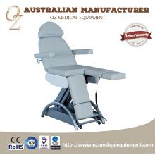 Moda de cuidado de los pies muebles de masaje ajustable manicura eléctrica silla de podología