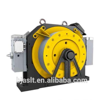 Elevator Parts Gealess Traction Motor