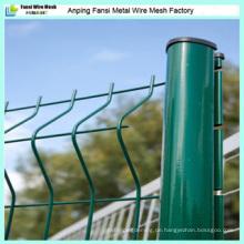 Hot-Sell geschweißte Wire Mesh Garten Zaun, Billig Metall Fechten (Fabrik)