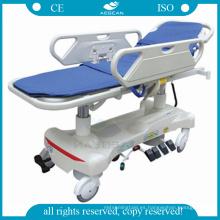 AG-HS010 control eléctrico del sistema de hospital médico camilla de la sala de hospital médico sala de hospital