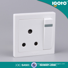 British Standard 15A Wall Switch and Socket