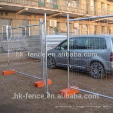 clôture temporaire mobile