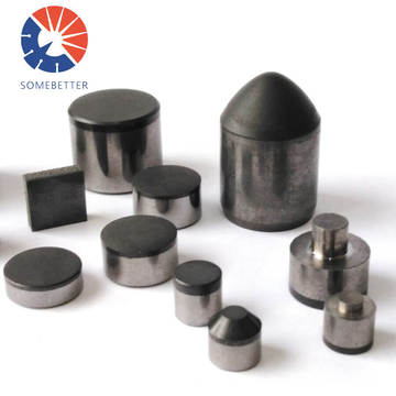 Mining Tungsten And Oil/gas/well Drilling Processing Polycrystalline Diamond Composite Drill Bit Pdc Cutter Carbide Insert