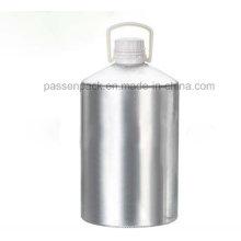 5L Aluminium ätherisches Ölbehälter Flasche mit Manipulationssichere Kappe (PPC-AEOB-015)