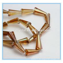 String Perle Pagode Form Glasperlen zum Dekorieren