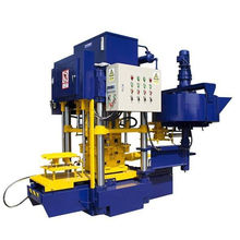 high quality full automatic concrete roof tile machine