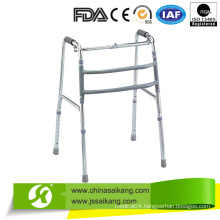 Shinning Silver Aluminum Walkers for Old People