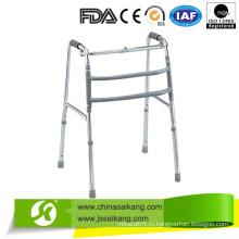 Shinning Silver Алюминиевые ходунки для старых людей
