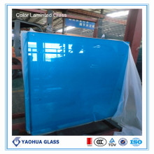 Building Application 6.38 mm Laminated Safety Glass