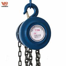 Bloc de chaîne de grue à chaînes manuelle de l'usine 5ton Price