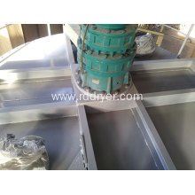 Dry Powder Double Screw Conical Mixer
