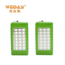 Vente chaude Lecture Camping Usage LED Rechargeable Portable D'urgence Éclairage
