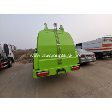 Dongfeng 4x2 waste removal Compressed garbage truck