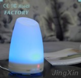 Colorful LED Lamp Ultrasonic Air Fresher Cool Mist Humidifier