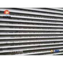 ASTM B677 NO8904 / 904L, 1.4539, Paslanmaz Çelik Dikişsiz Boru