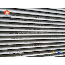 ASTM B677 NO8904 / 904L, 1.4539, Tubo sin costura de acero inoxidable