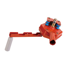 Manual Greenhouse Film Roll Up Winch Winder