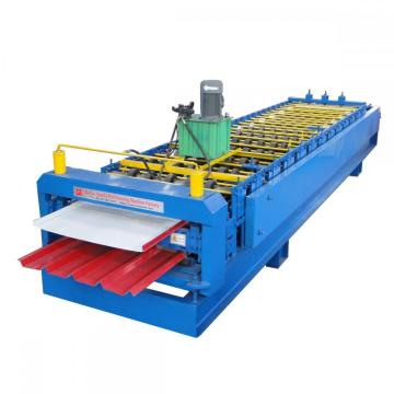 Sandwich Metal Panels Double Deck Roll Forming Machine