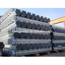 astm a53 welded hot dipped galvanized pipe