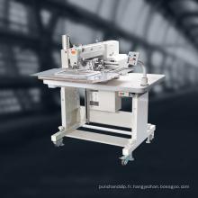alimentation automatique de l'équipement de couture programmable