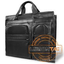 Баллистический кожаный портфель для государственных должностных лиц и предпринимателей