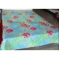 Мягкая ткань с набивкой из 100% хлопка для простыни
