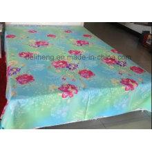 Weiche Handfeeling 100% Baumwolle bedrucktes Gewebe für Bedsheet