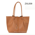 Fashion Promotion Tote Lady Women Leather PU Handbag Zxl009
