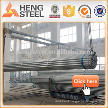GI pipe / Galvanized steel pipe