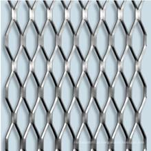 Malha expandida galvanizada mergulhada quente do metal com alta qualidade