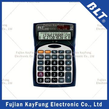 12 Ziffern Steuerfunktion Elektronischer Rechner für Büro (BT-628T)