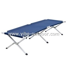 aluminium alloy foldable camping bed