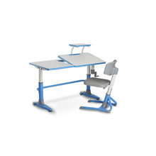 Adjustable Children Kids Students Study Table and Chair Set