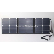 2016 NEW DESIGN portable High efficiency 40watt folding solar panel