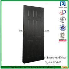 Heißer Verkauf moderne MDF-Tür