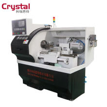 máquina del torno del metal del CNC usada en la máquina del torno CK6132A de la venta con el certificado del CE