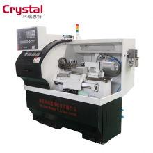 machine de tour en métal de commande numérique par ordinateur utilisée à vendre machine de tour de CK6132A avec le certificat de la CE