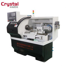 used cnc metal lathe machine for sale CK6132A lathe machine with CE certificate