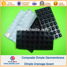 Composite Compound Drain Board Dimple Geomembranes