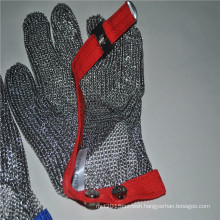 Anti Cutting Stainless Steel Mesh Butcher Gloves