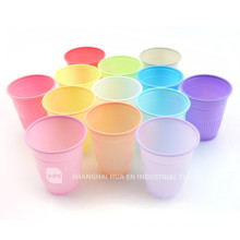 disposable plastic dental cups 5oz(150ml)