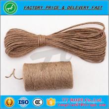 Corde de jute de corde de haute résistance à haute résistance de 6mm
